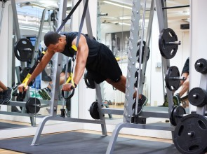 Why TRX Suspension Training is Best for Full-Body Workout