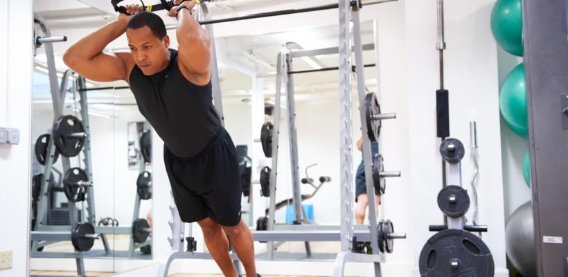 5 Best Benefits of TRX Suspension Training at Julian Walker Studio