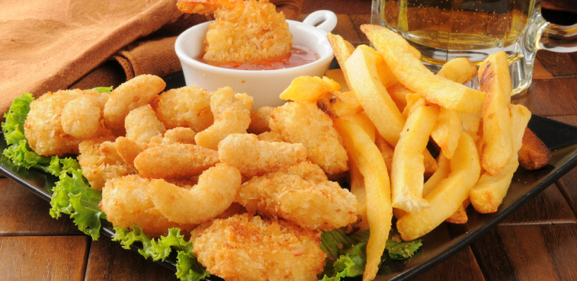 Four Fatty Foods that You Must Avoid